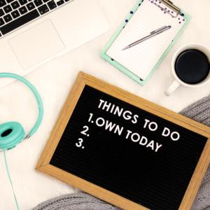 10 Tipps für motiviertes Arbeiten