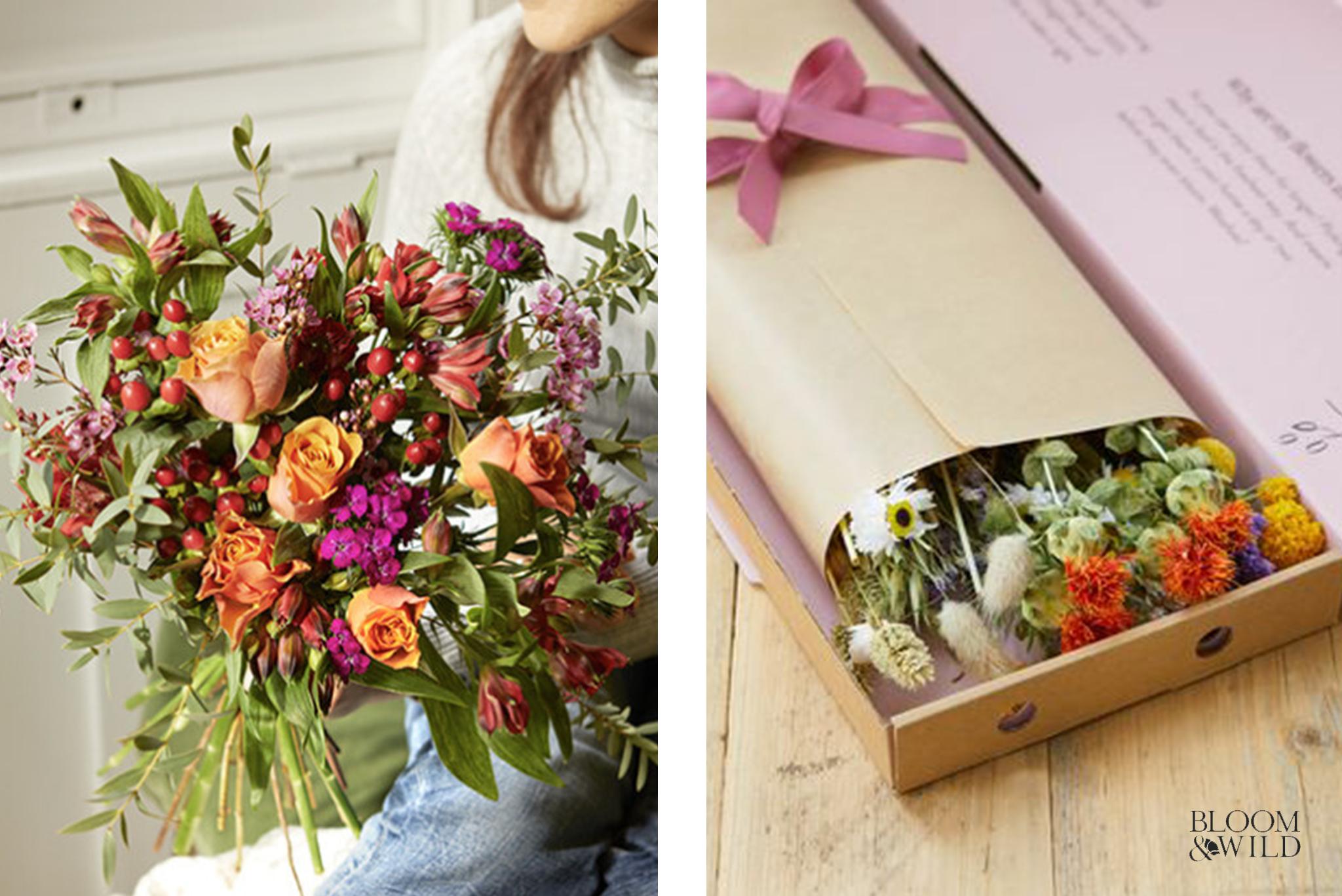 Jetzt wirds blumig – bring mehr Farbe in Dein Zuhause mit Bloom & Wild!