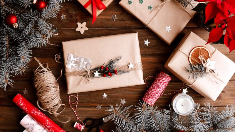 Last- Minute Weihnachtsgeschenke: Unsere 10 Ideen zum nachmachen