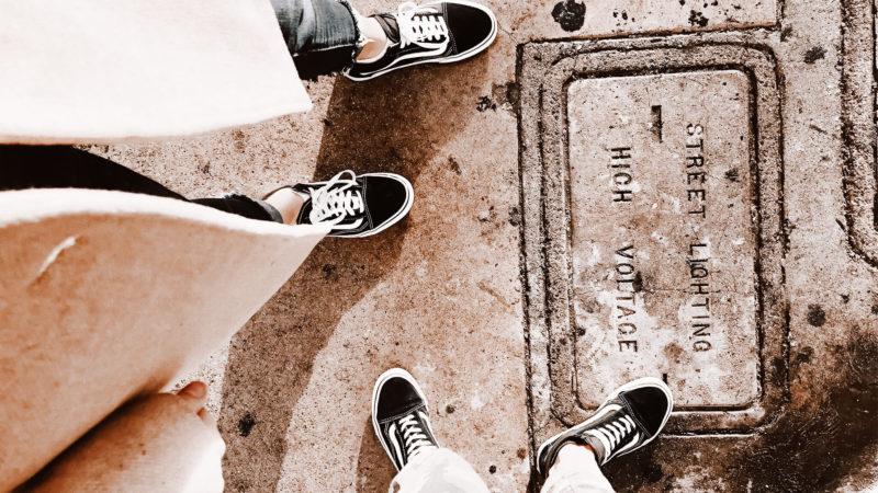 Aktuelle Sneaker Trends 2021