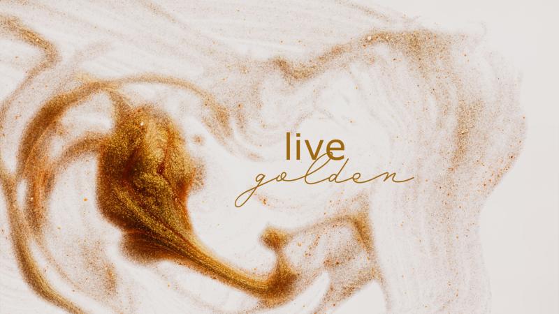Golden Glow – 10 stylische goldene Wohnakzente
