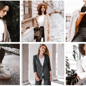 Back to Business: 10 trendige Outfits für den Büroalltag