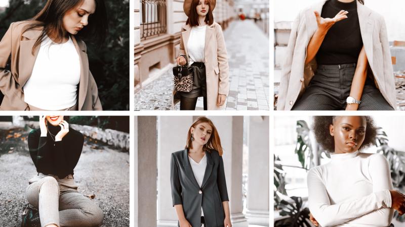 Back to Business: 10 trendige Outfits für den Büroalltag