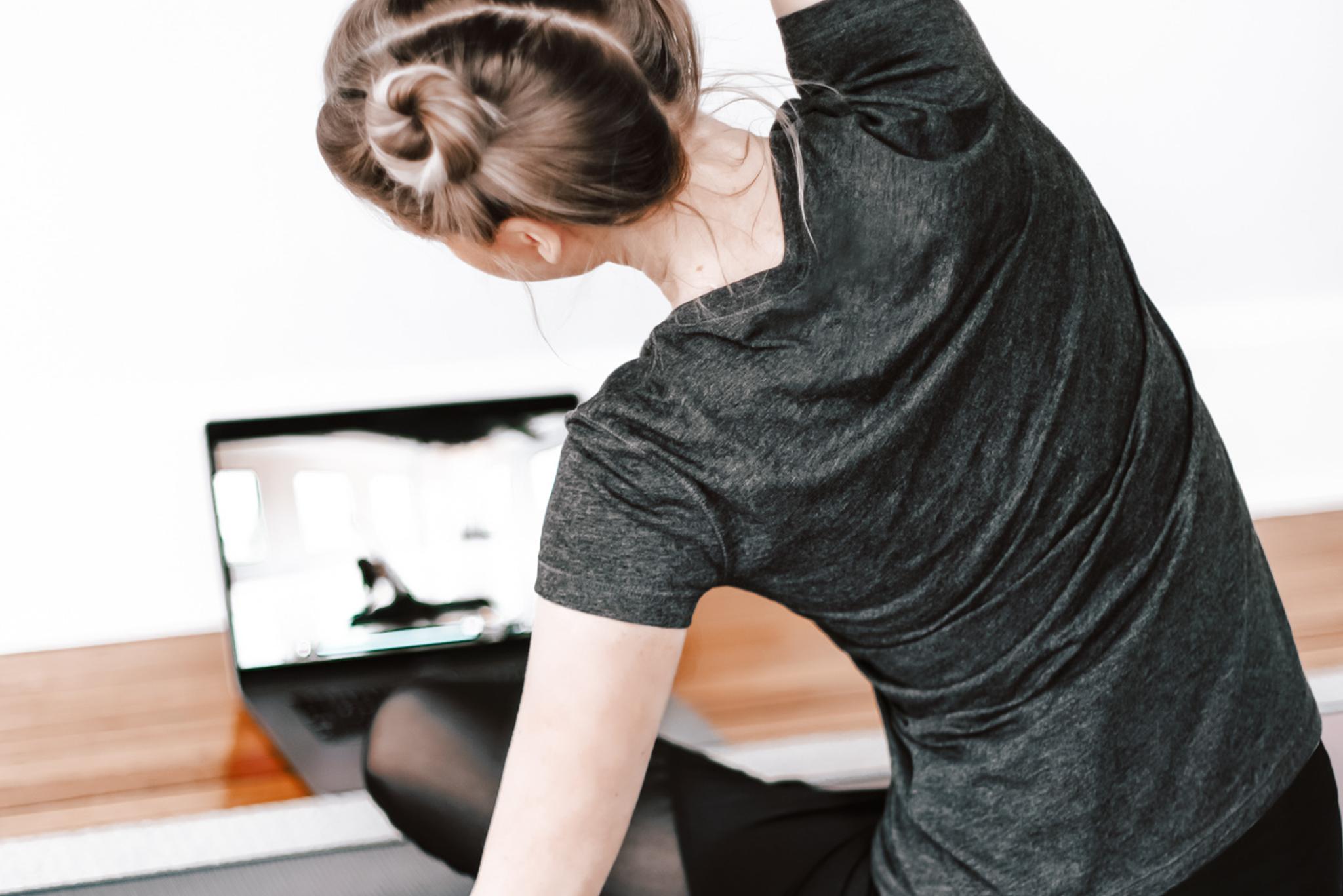 Fitnessstudio Zuhause: So einfach geht's