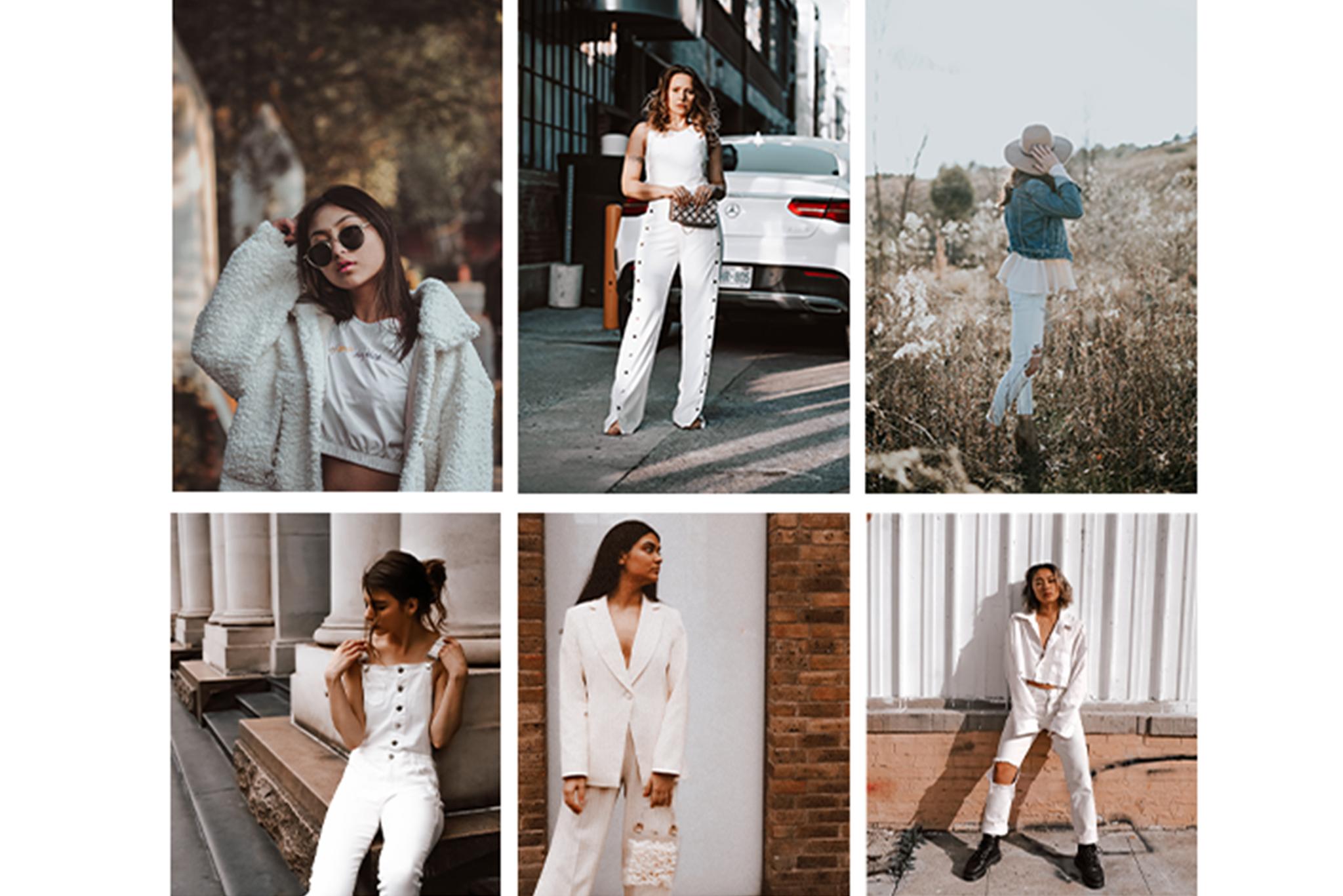 White Looks: Die 10 schönsten Outfits in der Trendfarbe Weiß