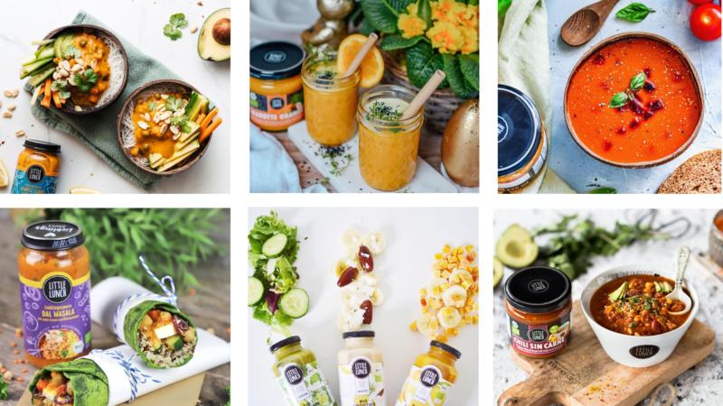 Little Lunch – Das schnelle, vollwertige Mittagessen