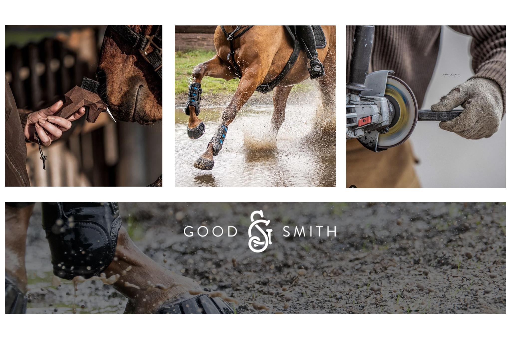 Goodsmith: Der passende Hufschutz für Dein Pferd.