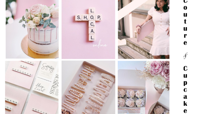 Couture & Cupcakes: Shoppen mit Genuss